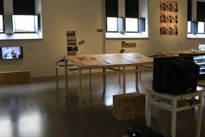 Exposición Anarchivo sida